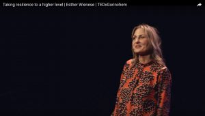 Esther Wienese - Rotterdam Rooftops - Taking resilience to a higher level TedX
