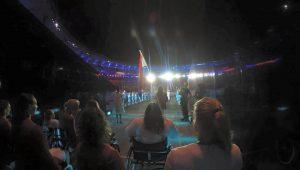 Barbara van Bergen opening paralympische spelen rio de janeiro